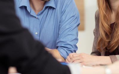 Eine einvernehmliche Scheidung reduziert die Scheidungskosten