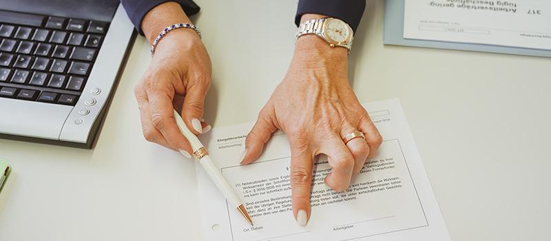 Scheidung einreichen: Alle wichtigen Informationen auf einen Blick